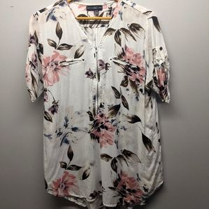 International Company Floral Top
